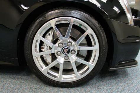 Cadillac Certified Pre Owned Warranty by Buy Used 2009 Cts V Ctsv Loaded Premium Certified Pre