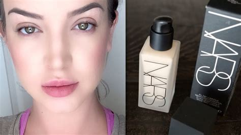 Foundation Make No 2 New Nars Luminous All Day Weightless Foundation Review