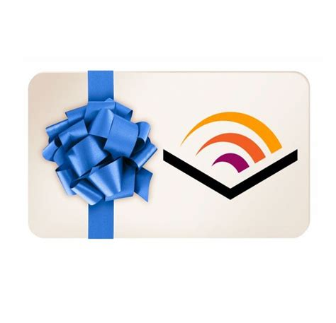 Audible Books Gift Card - the cream magazine last minute christmas gift guide cream magazine