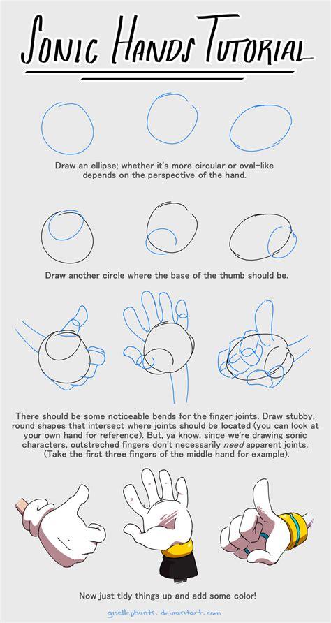 d tutorial sonic tutorial on how to draw list deviantart