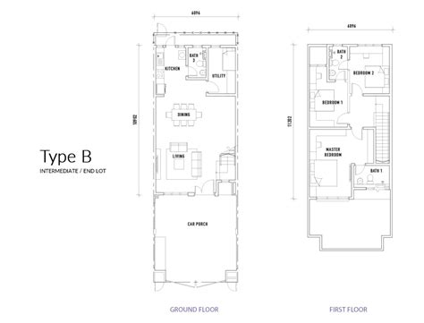 livia floor plan rimbayu livia the edge property
