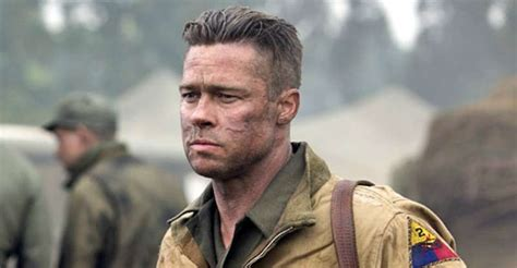 army haircut fury how to get brad pitt s hairstyle the idle man