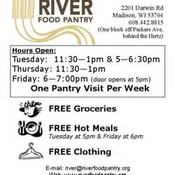 river food pantry grocery 2201 darwin rd berkley oaks