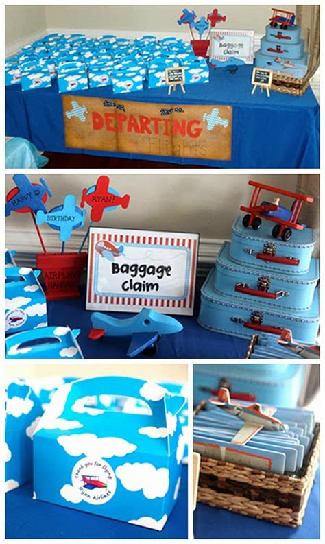 airplane themed birthday decorations there are only two ways to live your airplane