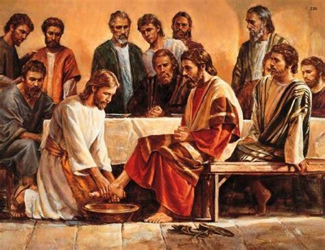 imagenes de el jueves santo jueves santo