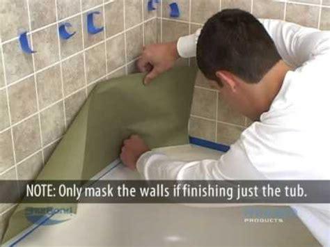 bathtub and tile refinishing bathworks diy bathtub refinishing kit how to make do everything