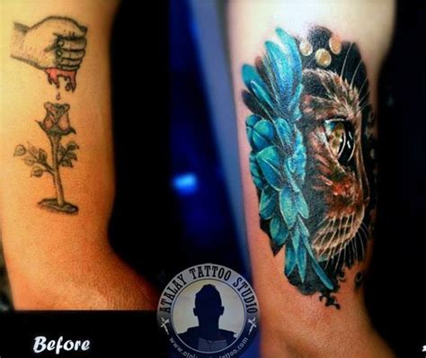 dark cover up tattoos coverup design ideas from tailors