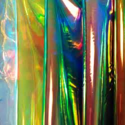high quality leather fabric clear holographic pvc