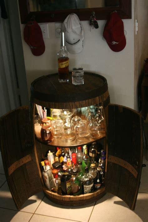 wine barrel liquor cabinet 8 best bourbon barrel cabinet images on pinterest liquor