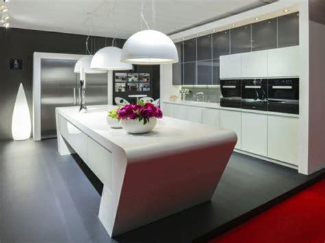 edelstahl idee k 252 cheninsel - Moderne Kücheninsel