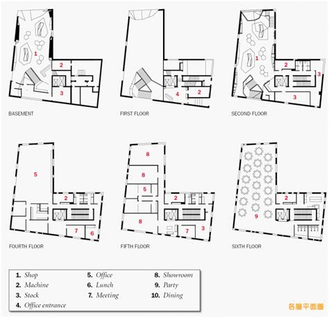 Yale University Art Gallery Floor Plan by Moreaedesign Part Of Aeworldmap Com Page 2
