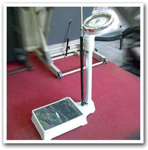 Timbangan Tinggi Badan timbangan badan pengukur tinggi jual alat fitnes