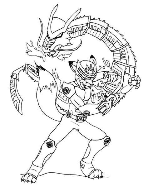 kamenrider free coloring pages
