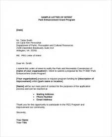 sample letter of intent contract 8 documents in pdf word