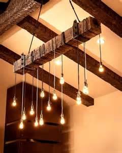 reclaimed wood chandelier reclaimed wood beam chandelier rustic chandeliers by