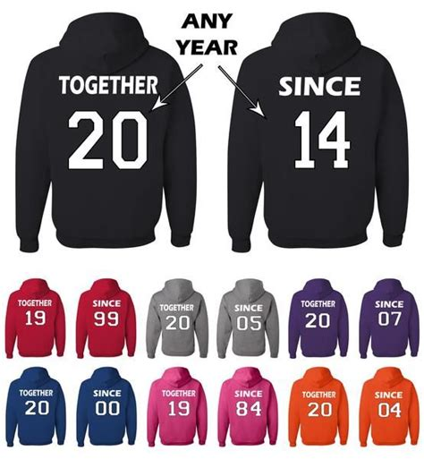Boyfriend And Matching Jumpers 25 Best Ideas About Matching Hoodies On