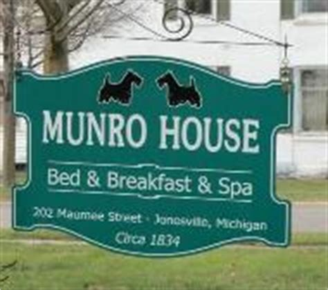 munro house bed and breakfast greek revival architecture the delightful george munro house