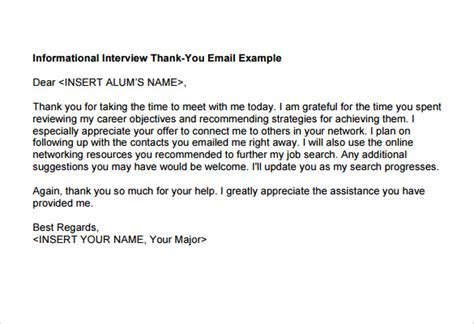 sle thank you note after phone interview 5 documents