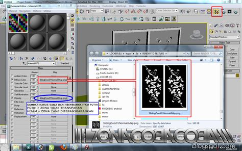 download video tutorial gambar 3d coba coba 3d tutorial membuat model motif transparan