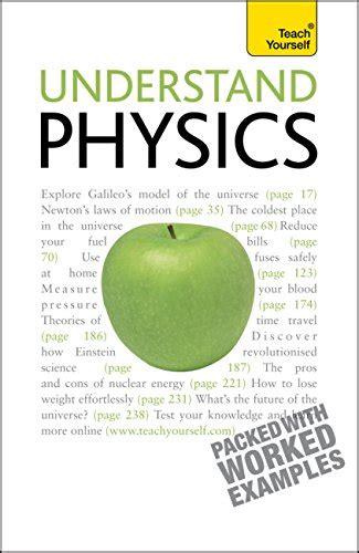 basic physics a self teaching guide understand physics teach yourself edition