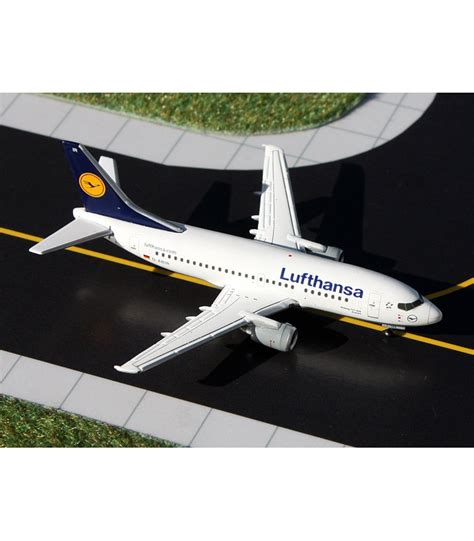 New 1 400 Metal Boeing B737 Lufthansa Plane Model Airplane Aircraf Lufthansa Boeing 737 500 1 400 Aircraft Models