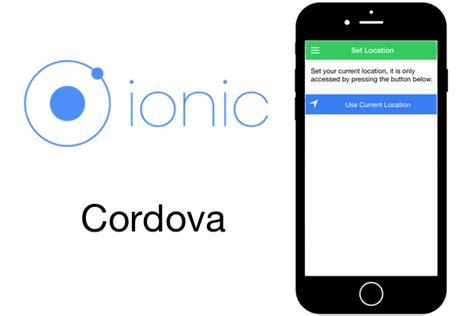Tutorial Ionic Cordova | getting started with ionic cordova tbn