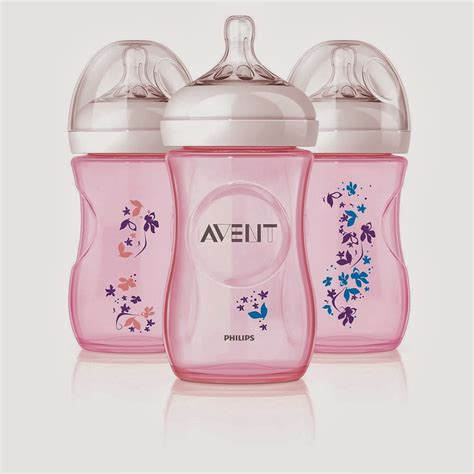 Tommee Tippee Botol Flowers by My Baby Avent Shop Avent 9oz Blue Monkey And Pink Flower