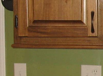 kitchen cabinet light rail poplar kitchen cabinets procraft woodworks