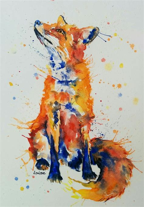 water color animals 39 best watercolour animal illustrations images on