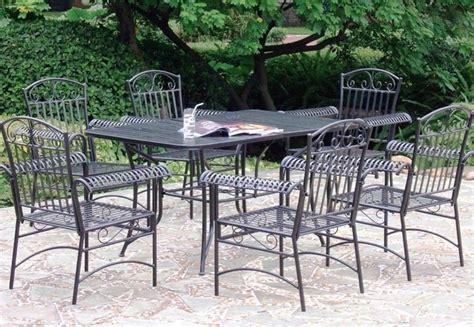 tavoli ferro battuto tavoli da giardino in ferro battuto tavoli da giardino