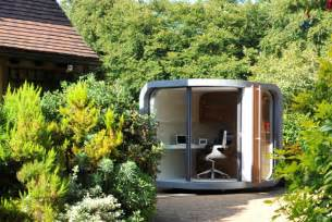 cool architecture the officepod pre fab backyard office