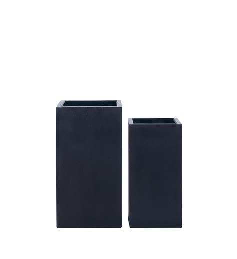blumenkübel beton blumenk 252 bel quadratisch hoch bestseller shop