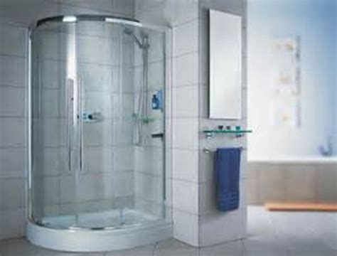 Cozy Round Shower Cabin : HOUSES MODELS Cozy Round Shower Cabin With Images