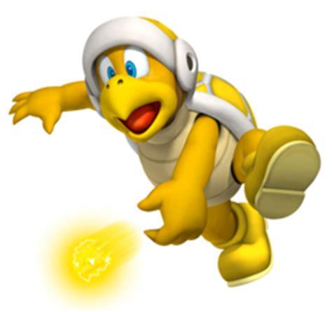 Bros Mini Mewah Turtle Blue thunder bro mario fanon wiki fandom powered by