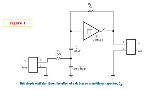 multilayer capacitor function gt converters gt voltage to frequency gt multilayer capacitor doubles as varactor l4967 next gr