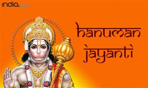 hanuman jayanti pictures and images hanuman jayanti 2017 importance significance history