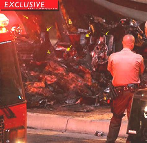 paul walker muerto the fake paul walker death scene versus real car fire