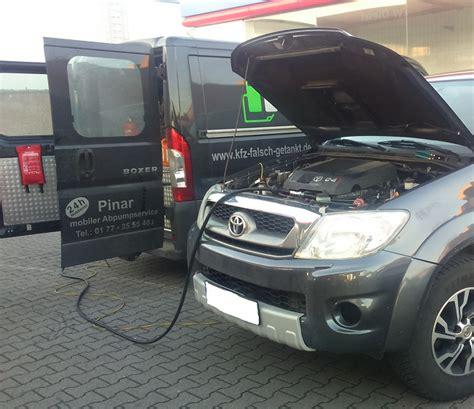 Diesel Statt Super Getankt Motorrad by Benzin In Dieseltank Und Gefahren