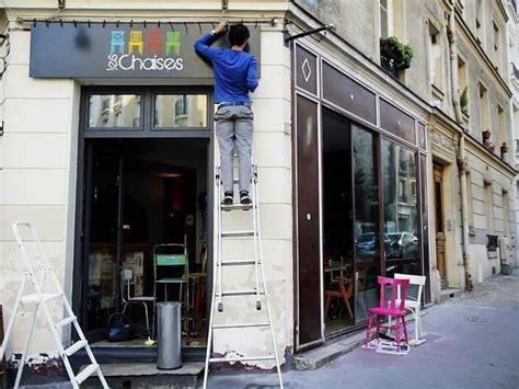 Bar Les Chaises by Les Chaises Bars 224 20e Arrondissement