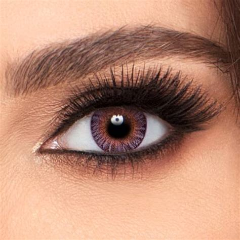 amethyst eye color freshlook colorblends amethyst contact lenses usa uk