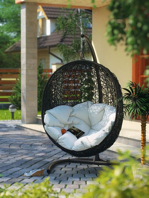 swing chairs for patio patio swing chair decorating your patio and garden