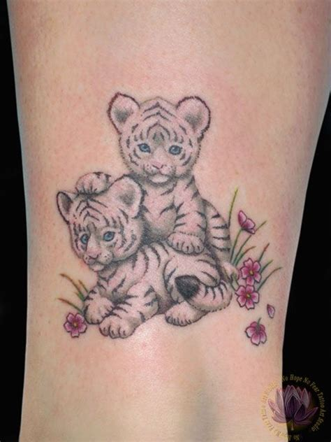 tattoo animal life baby tigers tiger tattoo and tigers on pinterest
