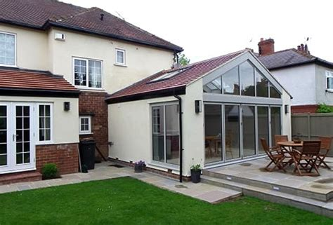 Design House Wetherby Reviews by Architects Services For A Glazed Extension In Wetherby