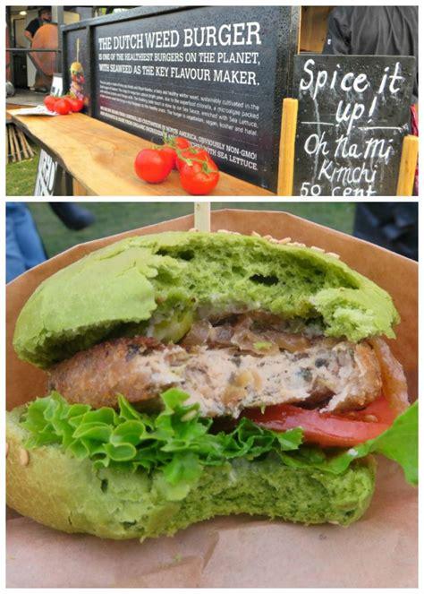 de rollende keukens amsterdam 2016 vegetarisch eten op foodfestival rollende keukens 2016