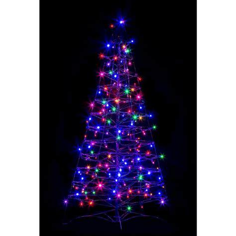 set of 3 pre lit christmas trees