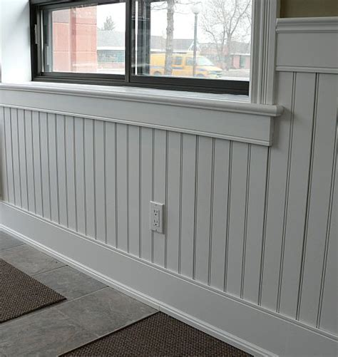 Wide Wainscoting by 2006 Bead Board Gallery I Elite Trimworks