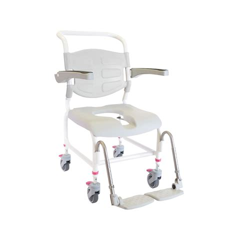 Commode Chair by Denmark Shower Commode Chair
