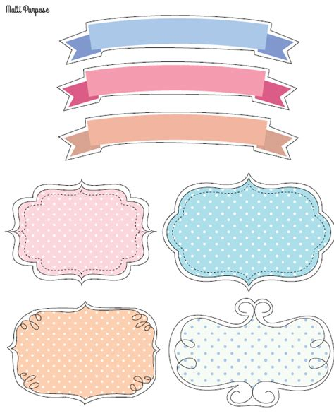 printable stickers cute tags e frames printables para baixar gr 193 tis pantry
