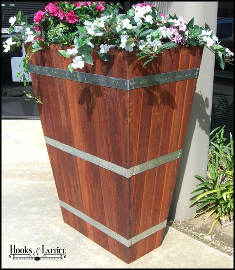 Hotel Planters by Large Commercial Planters Hotel Planters Planters Unlimited