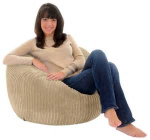 gilda jumbo corduroy bean bag chair beanbag bags